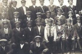 1930er Männerrunde 5T