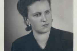 1930er Mädi Weiss, 60WB