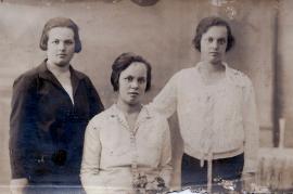 1921 Geschwister Ecker 61DM
