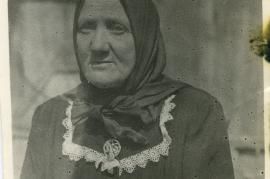 1930er E. Kischner, geb. Meszner, Elisabeth 63HW
