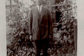 1920er J. Lambert Vater v. Gustav sen. 7LAG