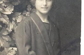 1928(er) Maria Bruckner geb. 1910 verh. Michitsch 8MI