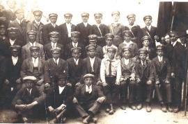 1930er Männerrunde 2 9T