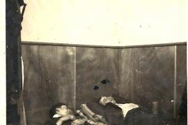 1940 unbekannt im Lager 104B