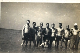 1940 unbekannt im Urlaub 120BA