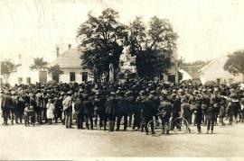 1938er Zurndorf Kriegerdenkmal