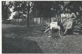 1940 Am Bauernhof 13S