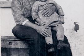 1939  Rosina Ranitsch, u. Enkerl Irma Hoffmann 195RW