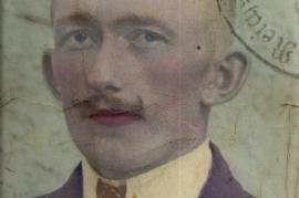 1939 Gustav Friedl 1897-1945 1BB