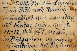 1940 Rückseite Hans Schusterreiter 26SG
