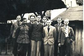 1938 unbekannt bei der Tanzhütte 3ST