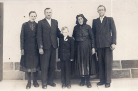 1940 Familie Kieszler 3HR