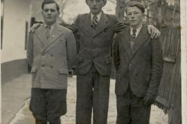 1940 Hr.Sebesta, J.Schusterreiter, Matthias Friedl 40SG