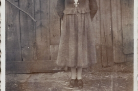 1939 E. Beck (Pamer) 1921-2009 44PJ