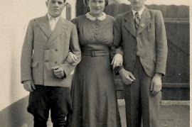 1940 unbekannt, E. Schusterreiter (Kafka), J. Schusterreiter 52SG