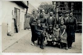 1940 Fam. Rechnitzer und Zeugner 53M