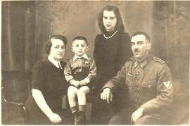 1940 M. Sonnleitner, A. Weiss, M. Menzl, A. Weiss 5So