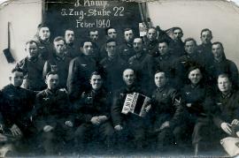 1940 3. Komp. 3.Zug Stube 22 63DM