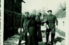 1940 E. Pamer, T. Pamer, E. Pamer, J. Pamer 63PJ