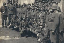 1938(er) Soldaten in Zurndorf 80MP