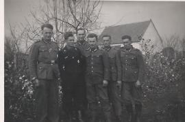 1938(er) Soldaten in Zurndorf 82MP