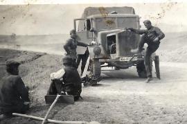 1938(er)  Lastauto 90MP