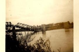 1940 Donaubrücke 96MP