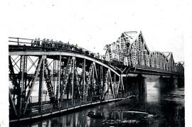 1940 Donaubrücke 97MP