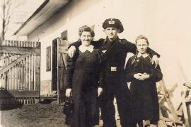1939er Matthias Metzl, Resl Metzl, Liesl Metzl