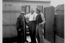 1950er Hr. Schneemayer (Hanja), Hr. Hofmann (Hans Onkel, Hr. Mayer 11PI