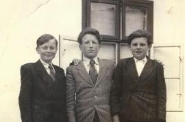 1950 R. Bruckner, K. Ecker, M. Pamer, M. Pamer (12AH)