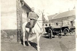 1950er Hoch zu Ross 12MP
