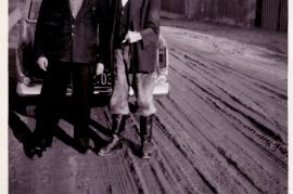 1950er Hr. Schneemaer, Hr. Mayer 12PI