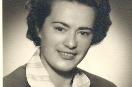 13SG  Frida Schneemayer