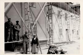 1950er Götz Mühle die Hackler 140Gö