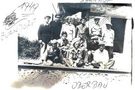 1949 153P A. Pammer am Oberbau Bahnhof Zurndorf