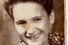 1947 Maria Schmickl Deutschland 15WB