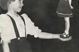1950er Fotomontage 17B