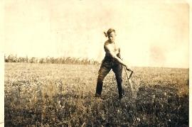 1950 Am Bauernhof Hr. Schmidt 1S