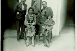 1950er H. Klein, G. Klein geb. Beck,  P. M. Szokolcai 21RW