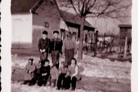 1950er Freunde in der Alten Strasse 2RG