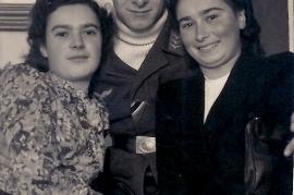 1949 Elsa Milleschitz, Paul Scherhaufer, Anna Zeugner 48M