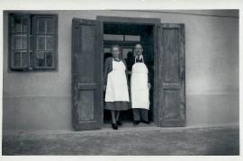 1950er Fr. Weiss, R. Weiss, obere Hauptstraße. 42 72WB