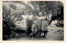 1950er Fam.Weiss 74WB