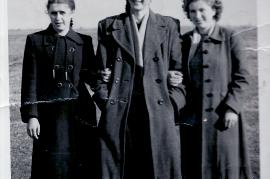 1954 H. Scherhaufer, E. Göbl, G. Schmitzhofer 91ME