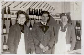 1952 Angela Prasch, Alfred Meixner, Irma Pflamitzer 97ME