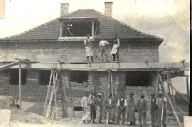 1950er Hausbau ??, A40