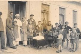 1950 Dorfleben