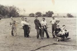 1956er Rasenstechen in Zurndorf 113