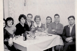 1960 Geburtstagsfeier bei H. Scherhaufer 116ME